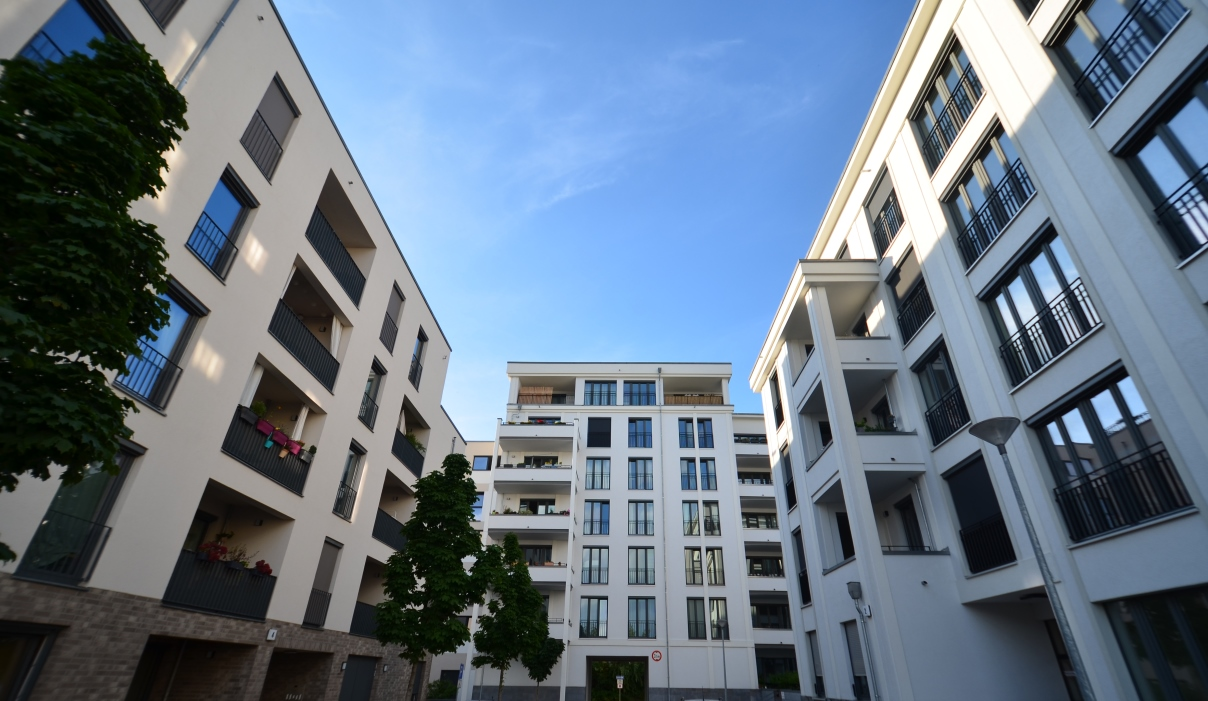 Neubau Wohnquartier Mauerpark Berlin | Berlin